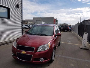 2011 Chevrolet Aveo Ls Hatchback, Automatic, A/C