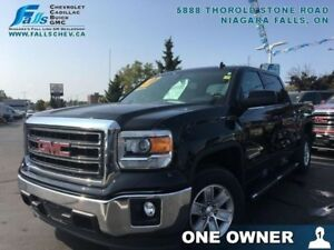 2014 GMC Sierra 1500 SLE  5.3L,CREW,HEATED SEATS,REMOTE START,RE