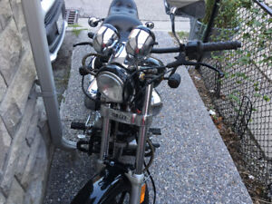 GREAT PRICE! ! Super cool bike! Yamaha Virago Bike!!