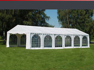 NEW PREMIUM 20X40 COMMERCIAL GRADE PARTY TENT MARQUEE