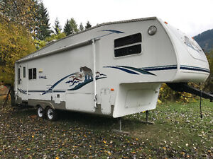 2004 cougar 5th wheel