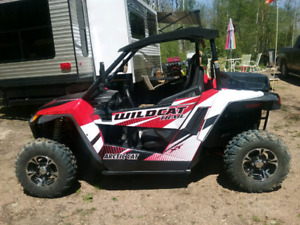2015 arctic cat wildcat xt