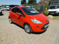 2015 65 Ford Ka Zetec Air Con,