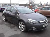 VAUXHALL ASTRA 2.0 CDTi SRi 5DR ONE OWNER, FULL MAIN DEALER SERVICE HISTORY