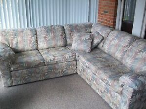 Custom sectional couch Windsor Region Ontario image 1