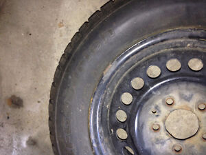 205 65R 15 Tires For Sale or Trade North Battleford