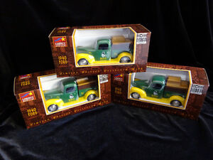 Beaver Lumber Diecast Banks - YOUR CHOICE