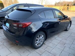 2015 Mazda 3 Touring, Navigation, Camera, Sunroof, Heated Seat