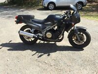 1987 FZ 750 for sale