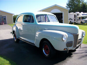 1941 Ford 2 Door Streetrod  Nice Cruiser