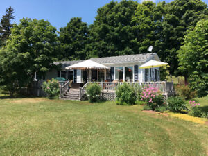 Summer rental Cottage in the Heart of PEI