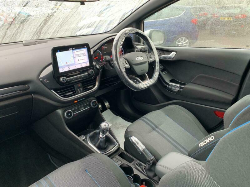 2019 Ford Fiesta ST-2 Hatchback Petrol Manual