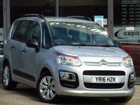 image for 2016 Citroen C3 Picasso 1.6 BlueHDi Edition 5dr MPV Diesel Manual