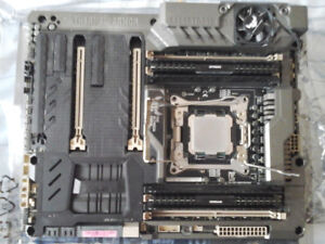 Intel i7-6950X with motherboard, memory and power supply