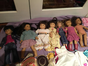 American Dolls/Clothes and Accessories