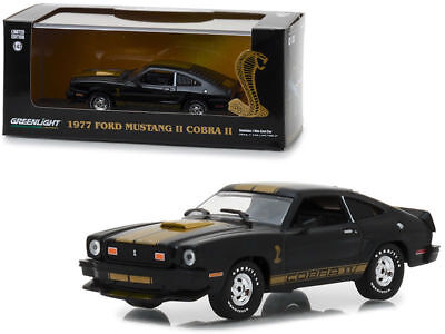 Greenlight - 1/43 - 1978 Ford Mustang II King Cobra - gl86319