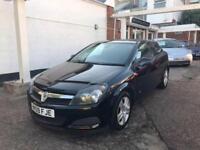 Vauxhall Astra Active 1.4ltr 3 Door in Jet black 12months mot HPI Clear