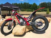 Ex-Demo 2018 Gas Gas TXT Racing 250cc & 300cc