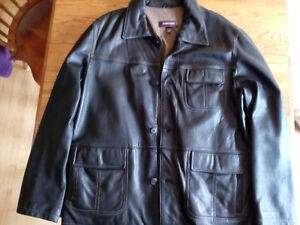 DANIER. LEATHER. SPORT. JACKET