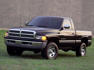 looking for a dodge single cab in the years 94-01