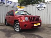 Jeep Patriot 2.0CRD Sport 4X4 4WD