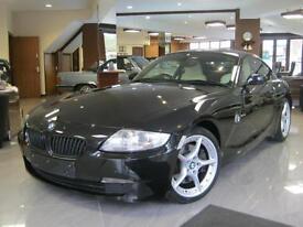 2006 56-Reg BMW Z4 3.0si Sport Coupe,RARE BLACK SAPPHIRE & INDIVIDUAL LEATHER!!!