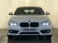 2015 BMW 116D SE SAT NAV CD & DAB STEREO £0 ROAD TAX BLUETOOTH SERVICE HISTORY