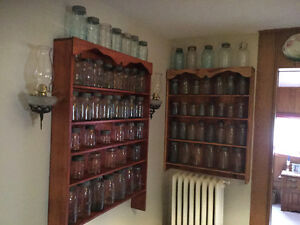 Wanted old fruit jars