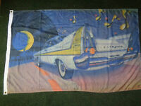 Plymouth Fury flag