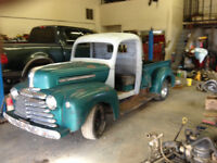 Great Project for Classic Truck Lover