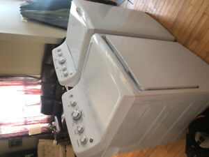 GE Washer and Dryer - Reduced