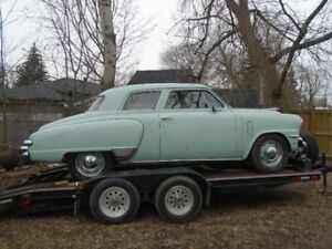 Wanted 1947 Studebaker Champion parts