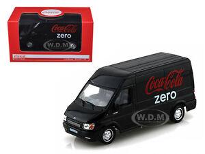 FORD-TRANSIT-COCA-COLA-ZERO-1-43-DIECAST-MODEL-CAR-BY-MCC-434735