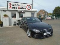 09 AUDI A4 2.0 TDI S LINE 141 BHP DIESEL - 98135 MILES - GOOD FAMILY CAR