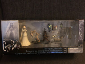 Tim Burton's Corpse Bride Mini-Figure Collector Set Series 2