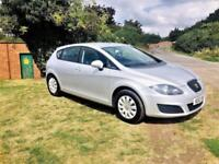 SEAT LEON 1.6 CR TDI, £20 Tax, 1 Former keeper, Looks and drives superb 2012 Ma