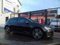 2014 Volkswagen Golf 2.0 TDI BlueMotion Tech GTD DSG 5dr