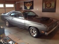 Trade or sell 1971 Plymouth Duster Mopar