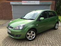 2007/57 Ford Fiesta 1.25 Zetec Climate 5dr