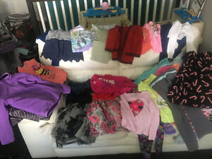 Bag of girls clothes-size 4-5
