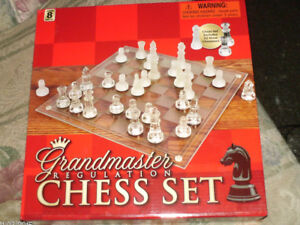 CHESS GAME for XMAS - New in Box