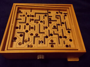 BRIO Labyrinth wooden marble maze game-Made in Sweden