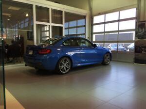 Transfert de bail BMW M235i 2016 automatique