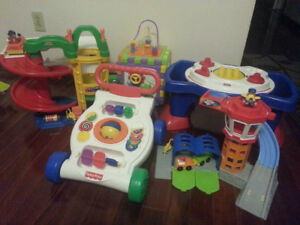 Toddler Toy Set