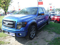 2013 Ford F-150 FX4 Pickup Truck Supercab with Eco-boost