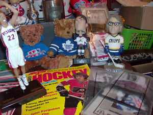 MY SPORTS COLLECTION STEVE YZERMEN AND MORE NHL MLB GOLF Windsor Region Ontario image 5