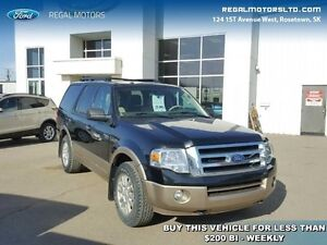 2011 Ford Expedition XLT  - Bluetooth -  SYNC -  SiriusXM - $194