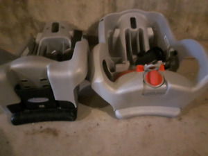 Extra Greco carseat bases