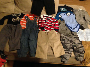 6-12 month baby lot