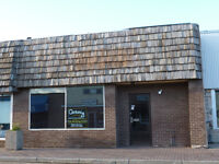 Downtown TABER commercial BUILDING FOR SALE $75,000.00